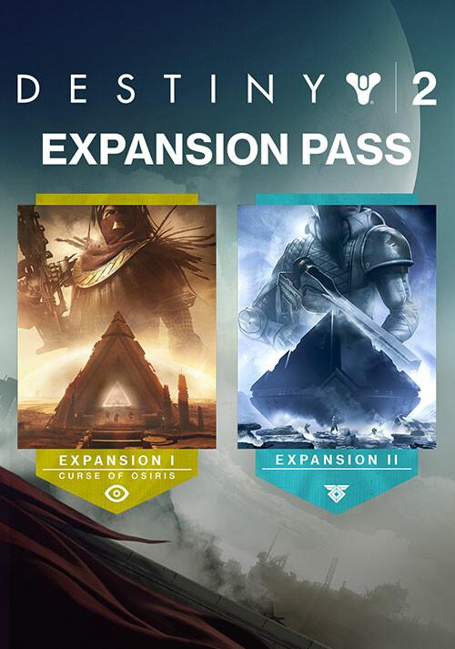 Destiny 2 - Expansion Pass - Packshot
