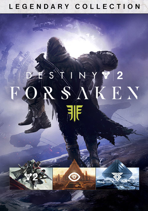 Destiny 2: Forsaken - Legendary Collection - Cover