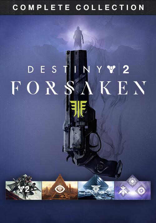 Destiny 2: Forsaken - Complete Collection - Cover