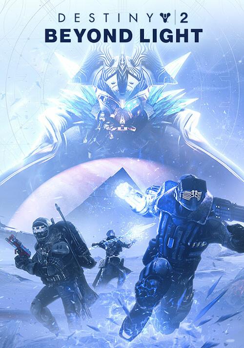 Destiny 2: Beyond Light - Cover / Packshot