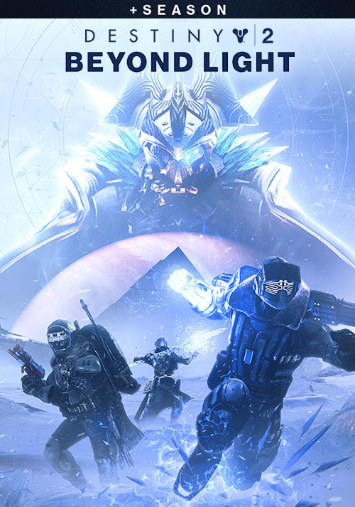 Destiny 2: Beyond Light + Season Pass - Cover / Packshot