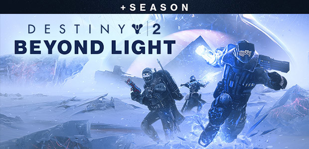 Destiny 2: Beyond Light + Season Pass - Cover / Packshot