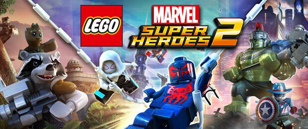 LEGO Marvel Super Heroes 2 - Kang Trailer
