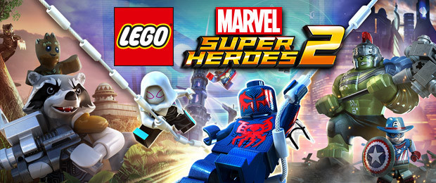 LEGO Marvel Super Heroes 2: Journey to Chronopolis Trailer
