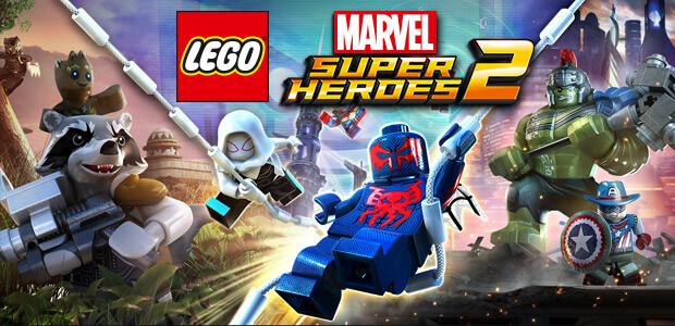 LEGO Marvel Super Heroes 2 - Cover / Packshot