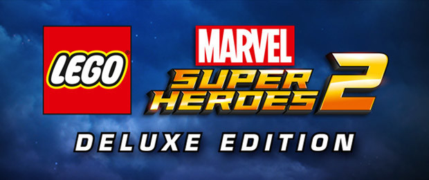 LEGO Marvel Super Heroes 2 Deluxe Edition