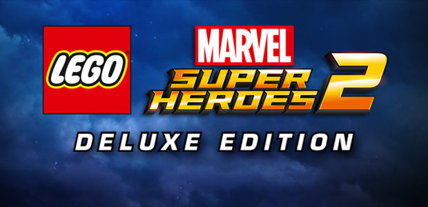 LEGO Marvel Super Heroes 2 Deluxe Edition - Cover / Packshot