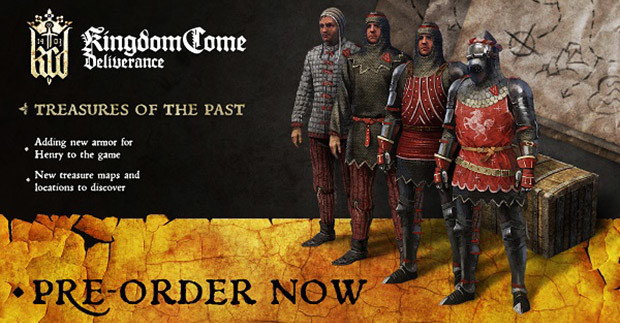 Kingdom Come Deliverance Pre-Order Bonus