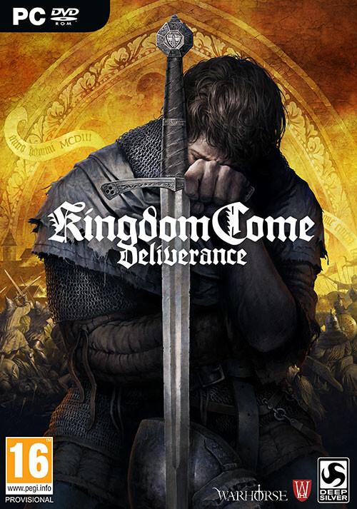 Kingdom Come: Deliverance - Cover / Packshot