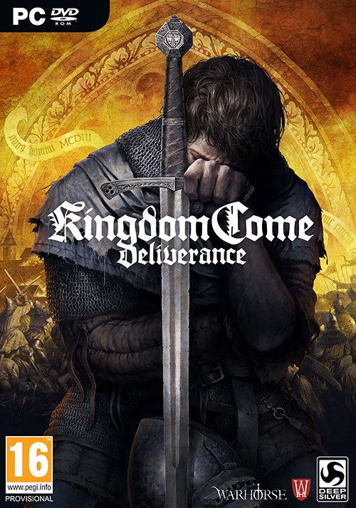 Kingdom Come: Deliverance - Cover / Packshot