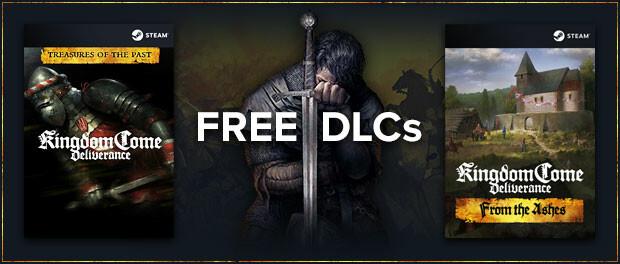 Kingdom Come Deliverance - Bonus DLCs