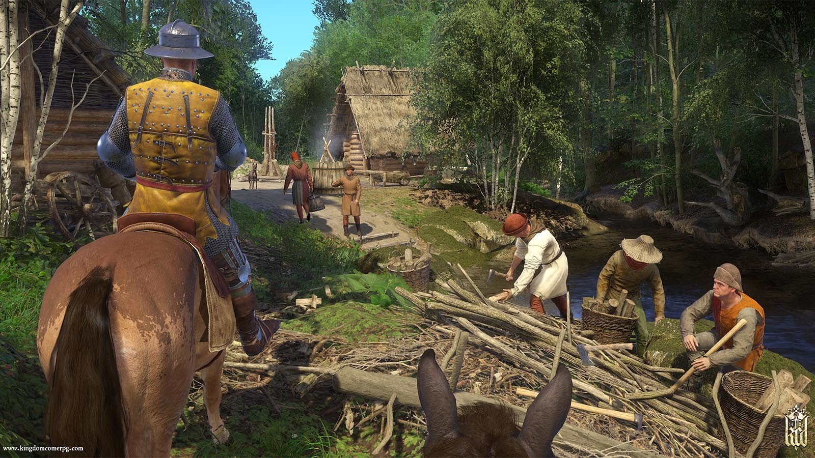 Screenshot Kingdom Come Deliverance