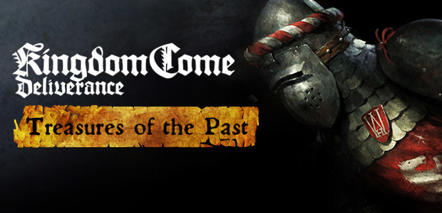 Kingdom Come: Deliverance - Treasures of the Past - Cover / Packshot