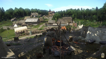 Screenshot1 - Kingdom Come: Deliverance - From the Ashes