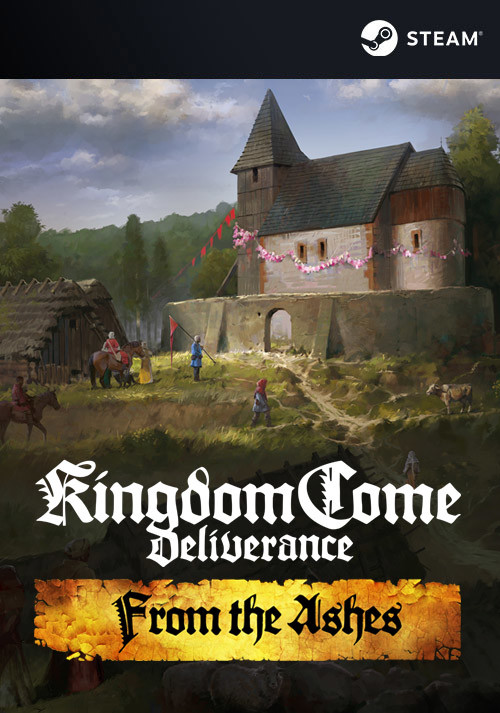 Kingdom Come: Deliverance - From the Ashes - Cover