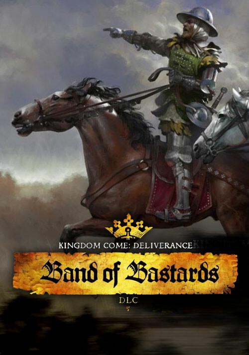 Kingdom Come: Deliverance - Band of Bastards - Cover