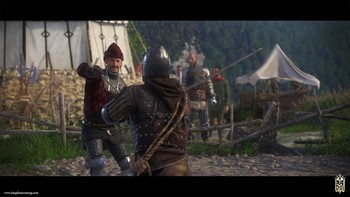 Screenshot2 - Kingdom Come: Deliverance - Band of Bastards