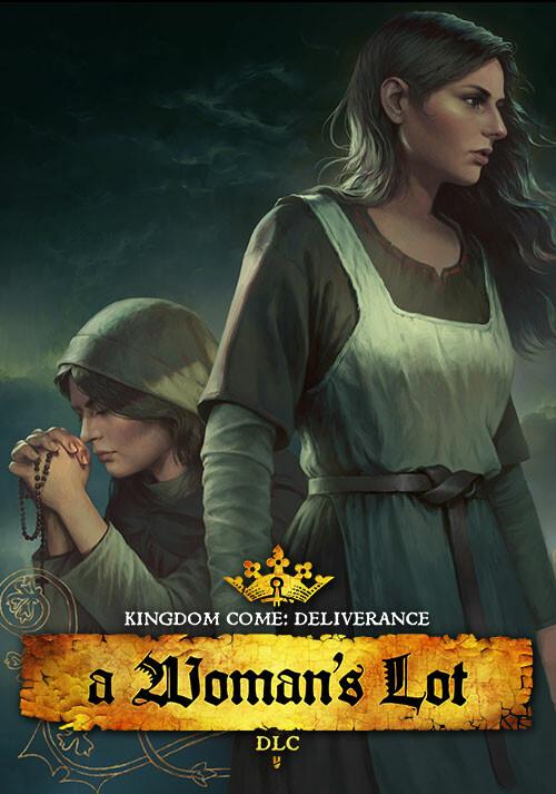 Kingdom Come: Deliverance -  A Woman's Lot - Cover / Packshot