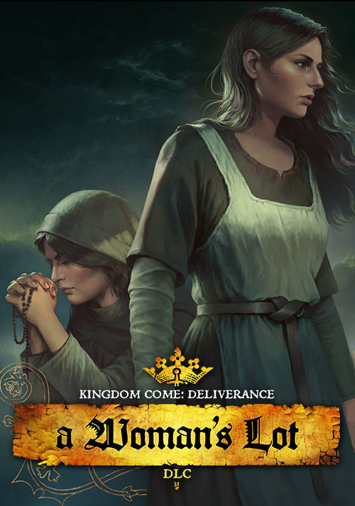 Kingdom Come: Deliverance -  A Woman's Lot - Cover / Packshot