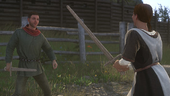 Screenshot1 - Kingdom Come: Deliverance -  A Woman's Lot