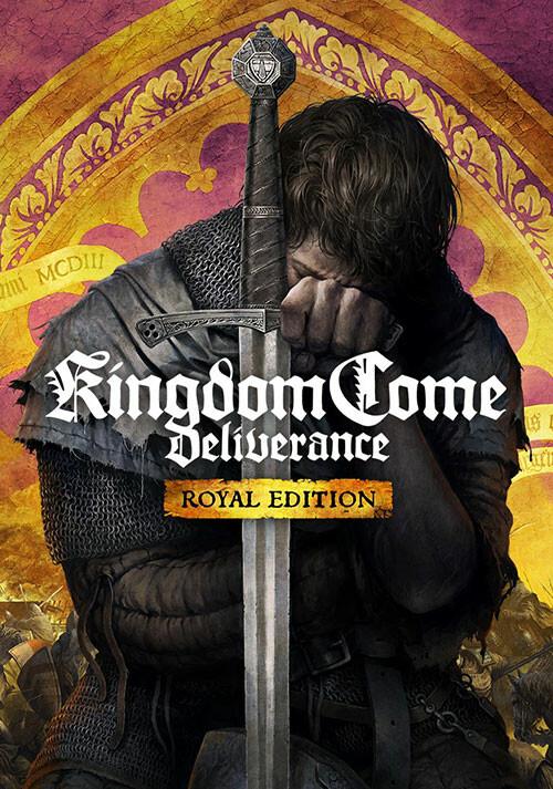 Kingdom Come: Deliverance Royal Edition - Cover / Packshot