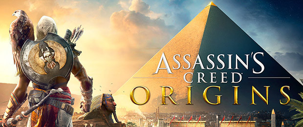 "Assassin's Creed Origins : découverte de la 3ème extension ""La malédiction des Pharaons"""