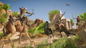 Screenshot3 - Assassin's Creed Origins Deluxe Edition