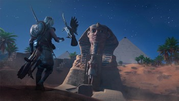 Screenshot1 - Assassin's Creed Origins - Season Pass