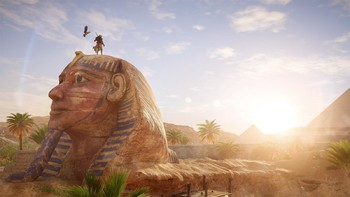 Screenshot4 - Assassin's Creed Origins - Season Pass