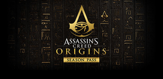 Assassin's Creed Origins - Season Pass - Cover / Packshot