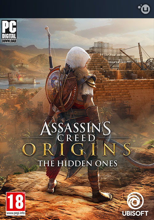 Assassin's Creed Origins - The Hidden Ones - Cover
