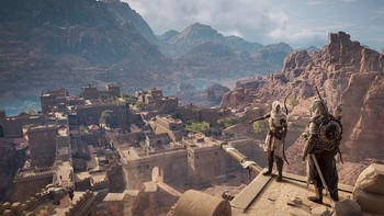 Screenshot1 - Assassin's Creed Origins - The Hidden Ones