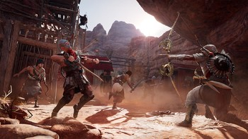 Screenshot3 - Assassin's Creed Origins - The Hidden Ones