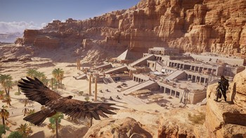 Screenshot1 - Assassin's Creed Origins - The Curse Of the Pharaohs