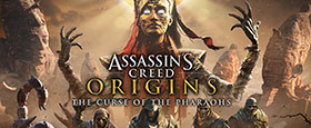 Assassin's Creed Origins - The Curse Of the Pharaohs