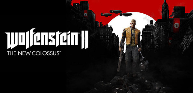 Wolfenstein II: The New Colossus - Cover / Packshot