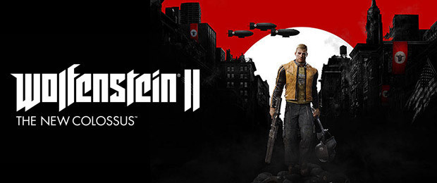 Wolfenstein II: The New Colossus - NO MORE NAZIS [New Gameplay Trailer]