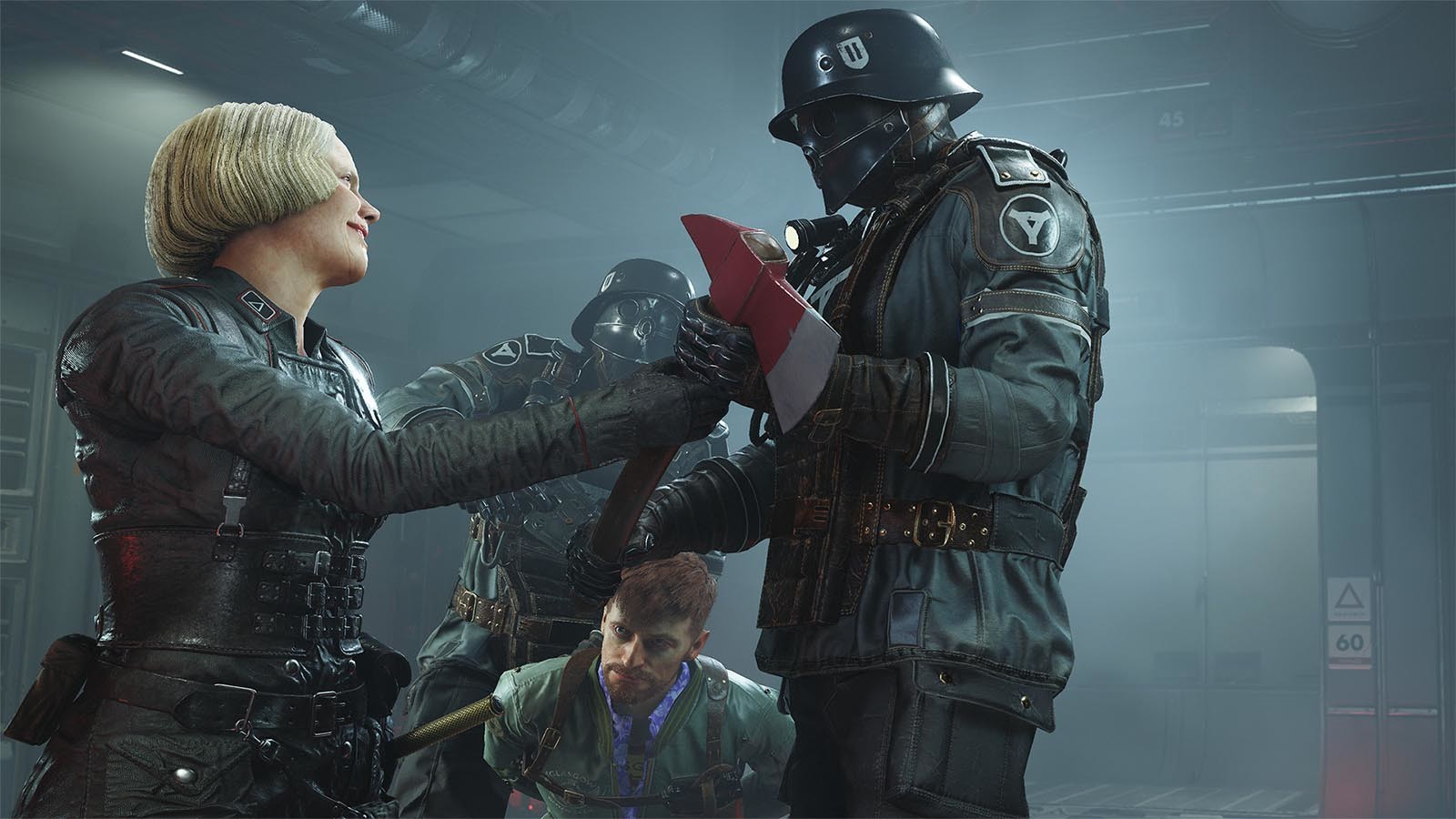 wolfenstein ii the new colossus steam cd key for pc buy now. Black Bedroom Furniture Sets. Home Design Ideas