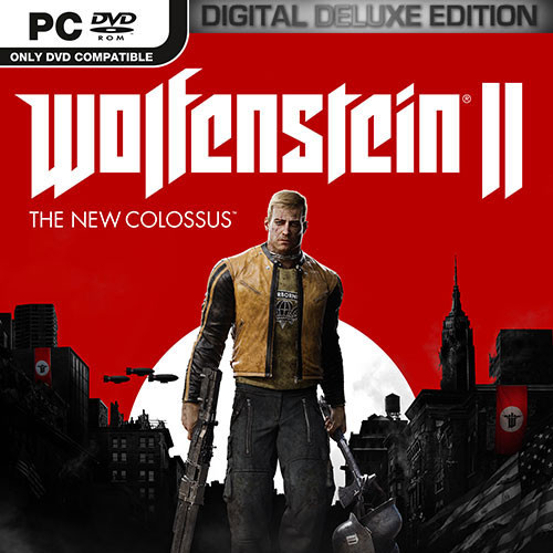Wolfenstein II: The New Colossus - Digital Deluxe