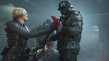 Screenshot1 - Wolfenstein II: The New Colossus - Digital Deluxe