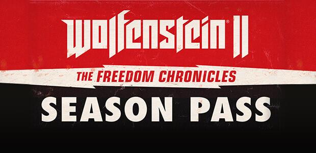 Wolfenstein II: The Freedom Chronicles Season Pass  - Cover / Packshot