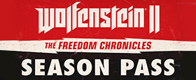 Wolfenstein II: The Freedom Chronicles Season Pass