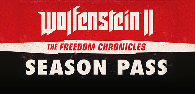 Wolfenstein II: The Freedom Chronicles Season Pass  - Cover / Packshot