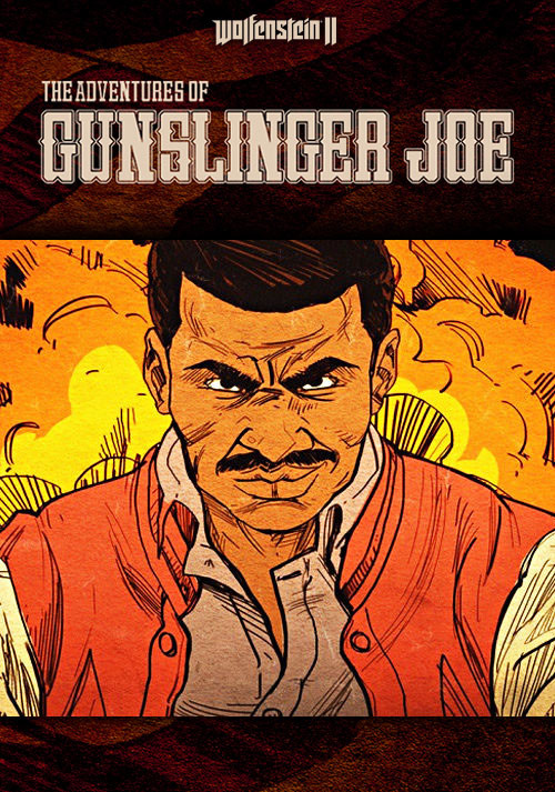 Wolfenstein II: The Adventures of Gunslinger Joe (DLC 1) - Cover / Packshot