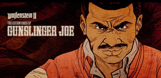 Wolfenstein II: The Adventures of Gunslinger Joe (DLC 1) - Cover / Packshot