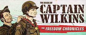 Wolfenstein II: The Deeds of Captain Wilkins (DLC 3)