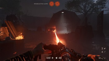 Screenshot3 - Wolfenstein II: The Deeds of Captain Wilkins (DLC 3)
