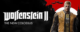 Wolfenstein II: The New Colossus [USK DE Version]