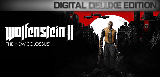 Wolfenstein II: The New Colossus - Digital Deluxe [USK DE Version]