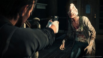 Screenshot2 - The Evil Within 2
